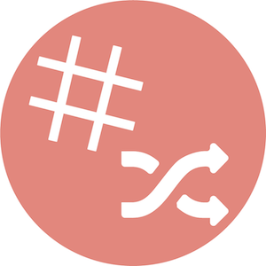 dlvrit dynamic hashtags icon